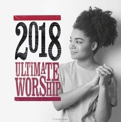 ULTIMATE WORSHIP 2018 2CD - VARIOUS - 000768698624