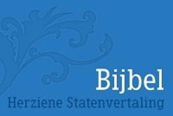 BIJBEL HSV DWARSLIGGER - HERZIENE STATENVERTALING - 9789460730245