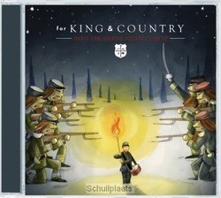 INTO THE SILENT NIGHT: THE EP - FOR KING & COUNTRY - 080688872922