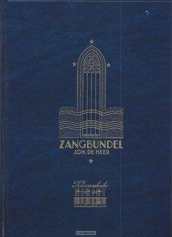 ZANGBUNDEL JOHAN DE HEER KLAVARSKRIBO - 13300