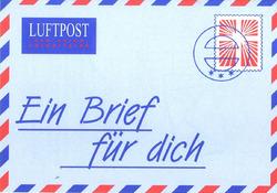 BRIEF VOOR JOU DUITS - 13410