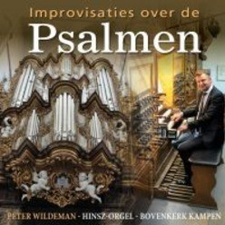 IMPROVISATIE OVER DE PSALMEN HINSZ-ORGEL - WILDEMAN, PETER - 8713986991980