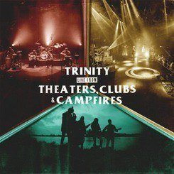 LIVE FROM THEATERS,CLUBS,CAMPFIRES - TRINITY - 9789082495737