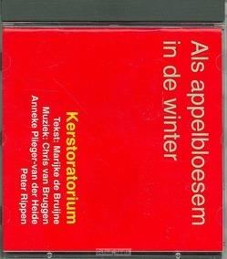ALS APPELBLOESEM IN DE WINTER CD - BRUIJNE - 2