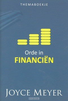 ORDE IN FINANCIEN - MEYER, JOYCE - 202100155