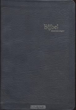 KANTTEKENINGENBIJBEL KTB35 DUNDRUK SV ZW - 2222537798
