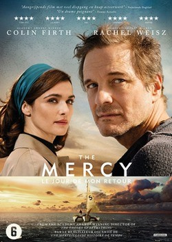 DVD THE MERCY - 4013549080910