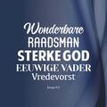 WENSKAART KERST WONDERBARE RAADSMAN ENV - 454115