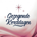 WENSKAART KERST GEZEGENDE KERSTDAGEN - 454116