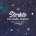 WENSKAART KERST STERKTE EN GODS ZEGEN - 454117