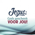 WENSKAART KERST JEZUS GODS GESCHENK - 454118