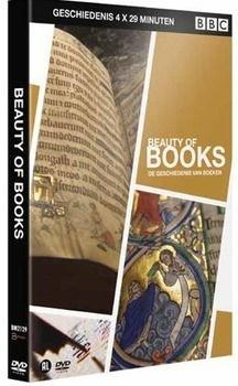 DVD BEAUTY OF BOOKS DOCU - BBC - 8717306273527