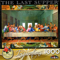 PUZZEL THE LAST SUPPER 1000 STUKJES - 4895145422635