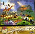 PUZZEL NOAH'S ARK 1000 STUKJES - 4895145427029