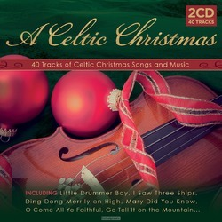 A CELTIC CHRISTMAS (2CD) - VARIOUS - 5038508016471