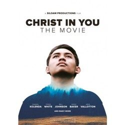 DVD CHRIST IN YOU - THE MOVIE - SILOAM PRODUCTIONS - 5060321070316