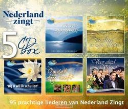 NEDERLAND ZINGT 5-CD BOX - NEDERLAND ZINGT - 5061121312194