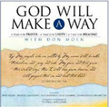 GOD WILL MAKE A WAY MUSICAL - MOEN, DON - 5061377111138