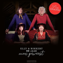 MOOI GEWEEST CD + DVD - ELLY EN RIKKERT - 5061381213422