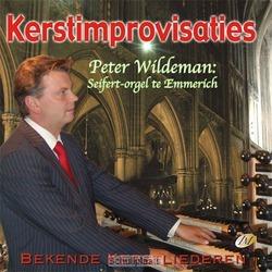KERSTIMPROVISATIES - WILDEMAN, PETER - 5061469111381