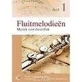 FLUITMELODIEEN 1 - MUZIEK VOOR DWARSFLUIT - 5061469111466