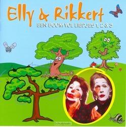 BOOM VOL LIEDJES 3-BOX - ELLY & RIKKERT - 5099921734724