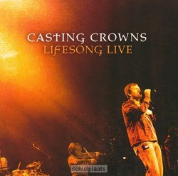 LIFESONG LIVE (CD + DVD) - CASTING CROWNS - 602341010627