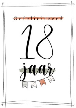 18 JAAR + ENV - LIGHT CREATIVE BY THALIEN - 65503112