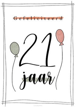 21 JAAR + ENV - LIGHT CREATIVE BY THALIEN - 65503113