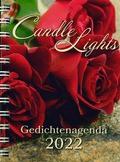 CANDLE LIGHTS GEDICHTEN AGENDA 2022 - 65508801