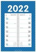 OMLEG WEEK KALENDER OP SCHILD 2022 - 65508858
