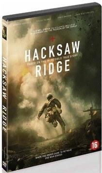 DVD HACKSAW RIDGE - 4013549086165
