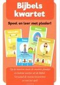 BIJBELS KWARTET SPEEL & LEER MET PLEZIER - SPEL - 7112137404934