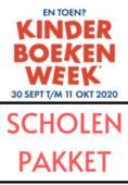 SCHOLENPAKKET KINDERBOEKENWEEK 2020 - 7438239688691