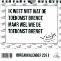 BUROKALENDER 2021 VISJE - 7445905166124