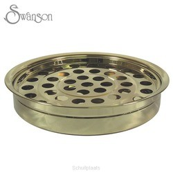 AVONDMAAL CUP TRAY 40 CUPS GOLD - 788200565351