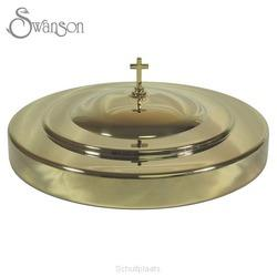 AVONDMAAL TRAY DEKSEL GOLD FINISH - 788200565368