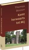 KOMT HERWAARTS TOT MIJ - BOSTON, THOMAS - 9789033128141