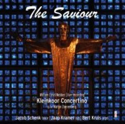 THE SAVIOUR - CONCERTINO, KLEINKOOR - 8716114171926