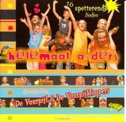 HELEMAAL ANDERS - VUURPIJL, KINDERKOOR - 8711539045135