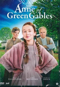 DVD ANNE OF GREEN GABLES - 8711983103085
