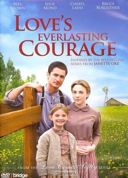 DVD LOVE'S EVERLASTING COURAGE - LOVE COMES SOFTLY DVD SERIE - 8711983960619