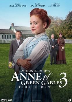 DVD ANNE OF GREEN GABLES #3 (FIRE & DEW) - 8711983967779