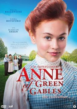DVD ANNE OF GREEN GABLES (BOX) - 8711983968233