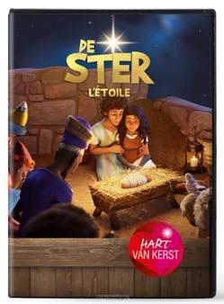 DVD DE STER HART VAN KERST 2019 - 8712609640007