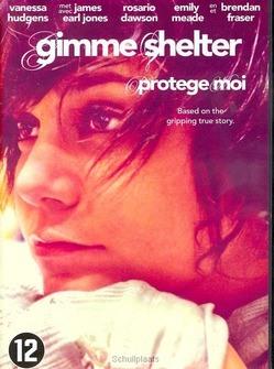 DVD GIMME SHELTER - 8712609652734