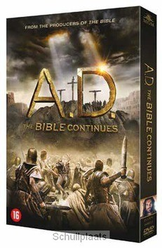 DVD AD THE BIBLE CONTINUES - 8712626052203