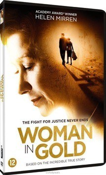 DVD WOMAN IN GOLD - 8713045245351