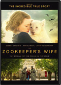 DVD THE ZOOKEEPERS WIFE - 8713045248772