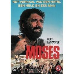 DVD MOSES BURT LANCASTER - 8713053001475